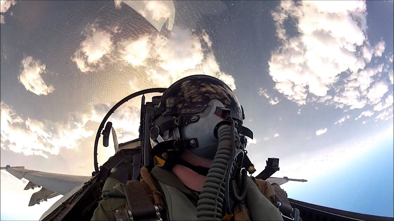 F18 Carrier Ops