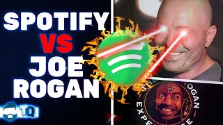 Joe Rogan LOST Battle With Spotify!  Episodes REMOVED & We Were LIED To
