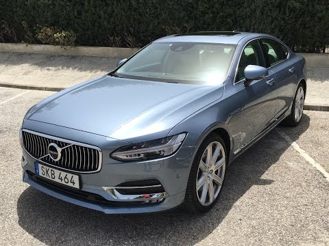2017 Volvo S90: 5 Things You Should Know
