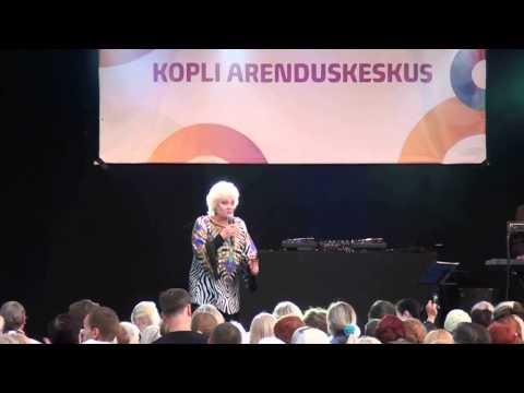 3. Анне Вески - Возьми меня с собой. LIVE @ Suur Perepäev Koplis - Anne Veski
