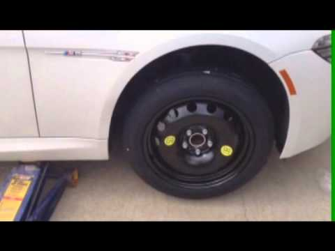 Bimmerzone.com: BMW E63 E64 M6 Space Saver Spare Tire Kit