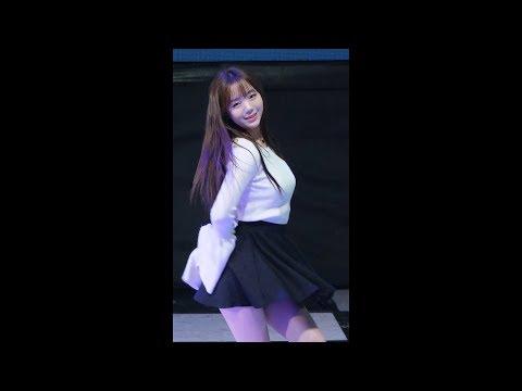 180920 러블리즈 Lovelyz 케이 Kei 아츄 Ah-Choo 4K 직캠 @ 경기대 축제 by Spinel