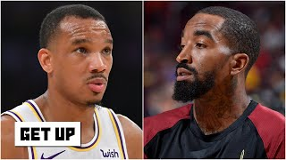 Richard Jefferson on Avery Bradley opting out and the possibility of JR Smith to the Lakers | Get Up