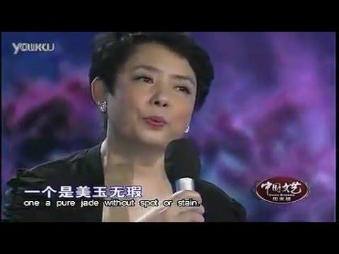 陈力 - 枉凝眉 (87版电视剧红楼梦插曲)(CCTV中国文艺现场版)