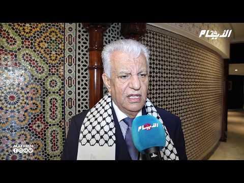 سفير فلسطين يتحدث لـ