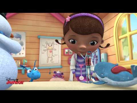 Doc McStuffins - Dad's Favourite Toy - Song - Official Disney Junior UK HD