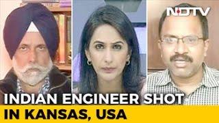 Indian Engineer Shot In Kansas: Trump's Response To Rising Hate Lacklustre?