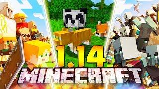 AGGIORNAMENTO VILLAGGI - Minecraft ITA - 1.14 Release: Tutte le Novità nel Dettaglio