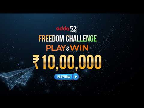 Ways to Win Rs 10 Lac at the Freedom Challenge Tournament