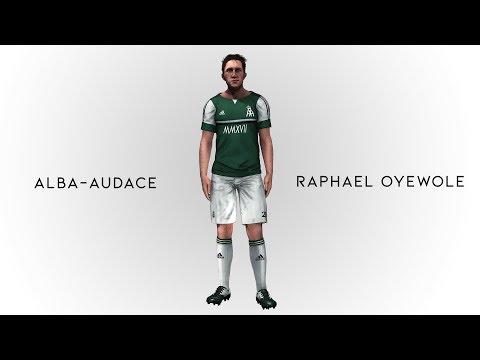 TRANSFER ALERT - RAPHAEL OYEWOLE   Alba-Audace   Football Manager 2018