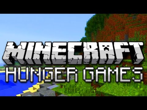 Minecraft: Hunger Games Survival W/ CaptainSparklez - Fast Movie Time Starting Go - Smashpipe Games