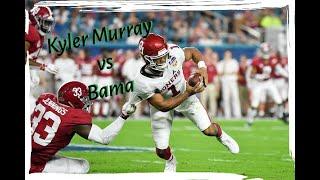 Kyler Murray vs Alabama    2019 Orange Bowl 🍊