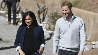 UK Royal baby: Meghan Markle gives birth to baby boy