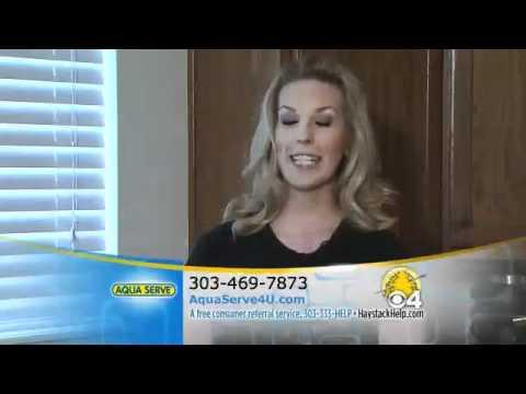 Aqua Serve CBS show 5/11/2011