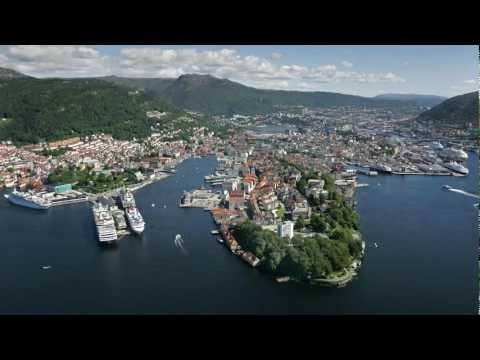 Bergen Sentrum - Vi har mange felles drømmer