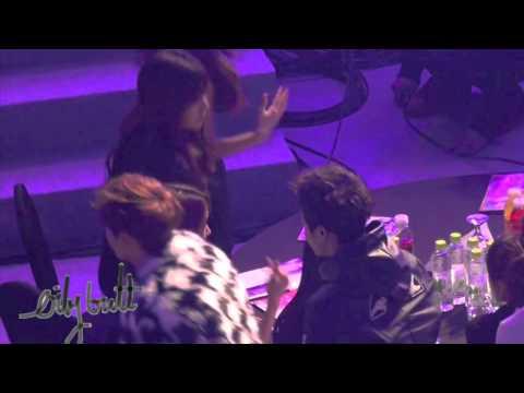 140123 Minho and Yoona's inside joke [shineeshidae @SMA]