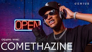 """Comethazine """"SOLVED THE PROBLEM"""" (Live Performance)   Open Mic"""