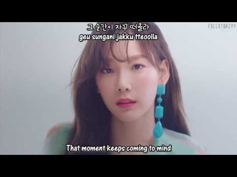 Taeyeon - Fine (MV) + [English subs/Romanization/Hangul]