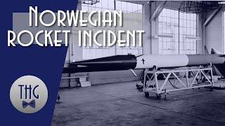The Norwegian Rocket Incident of 1995