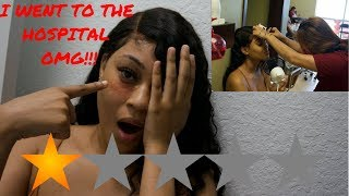 GETTING LASHES AT THE WORST REVIEWED NAIL SALON IN MY CITY| SHOCKING RESULTS| MIAMI