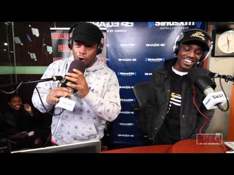 Artist to Watch: Tate Kobang Kills the 5 Fingers of Death on Sway in the Morning