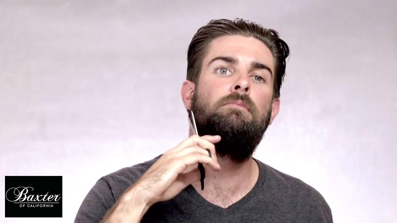 Full Beard Grooming By Baxter Of California Youtube