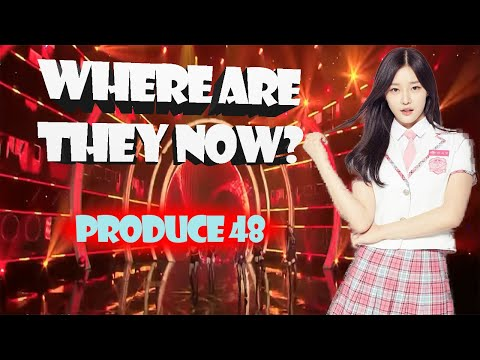 PRODUCE 48: where are they now? [PART 2]