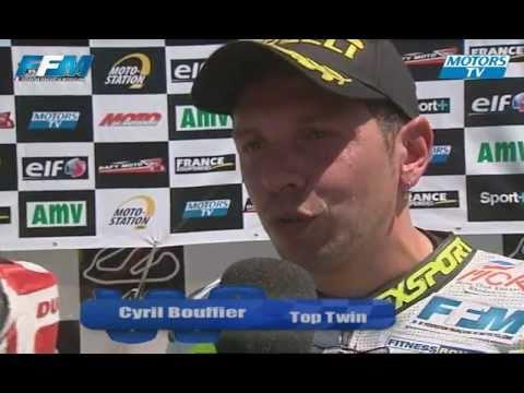 Chpt France Superbike Ledenon – Top Twin