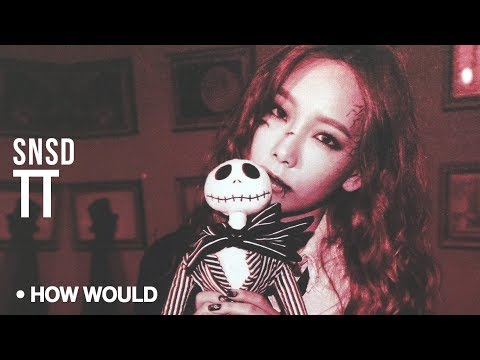 How Would SNSD Sing - Twice 'TT' (Line Distribution)