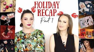 Holiday 2019 Makeup Release Recap Part 1 | BEAUTY NEWS