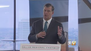 Dallas Mayor On Missing Out On Amazon HQ2: 'I Like To Win So My Heart Is Broken Today'
