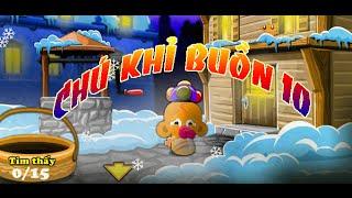 Game chú khỉ buồn 10 - Video hướng dẫn chơi game 24H