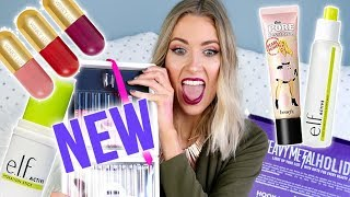 What's NEW at the Drugstore & Sephora?! || PR Haul & Giveaway!