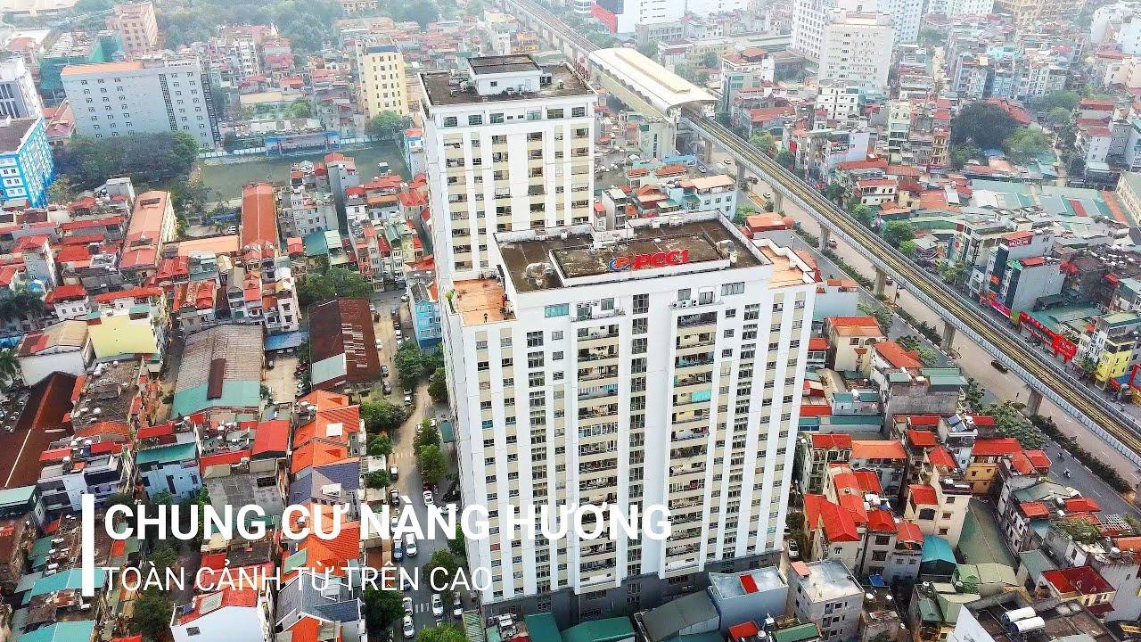 Bán cc Nàng Hương PCC1, 583 Nguyễn Trãi, 68m2 - 100m2 - 106m2, 140m2, 0943884799 video