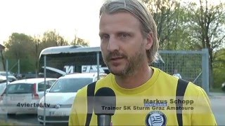 SV Wallern - SK Sturm Graz Amateure