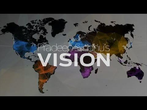 Pradeep Sindhu's Vision