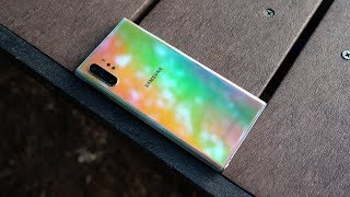 Samsung Galaxy Note 10+ one week later - more, More, MORE?!