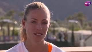 Interview: Angelique Kerber Talks Preparation