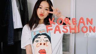 KOREAN FASHION HAUL   Yesstyle
