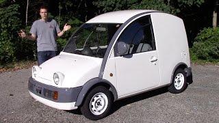 I Bought the Ugliest Car Ever Made!