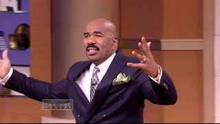 Steve Harvey's Very First Friend!