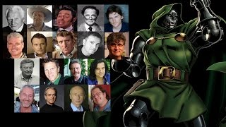 Comparing The Voices - Doctor Doom