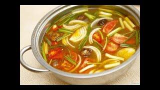 Cách nấu nước lẩu gà đơn giản mà ngon!