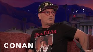 Howie Mandel's Wife Might Have Rabies  - CONAN on TBS