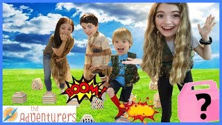 Minefield Game - Don't Pick The Wrong Box / That YouTub3 Family