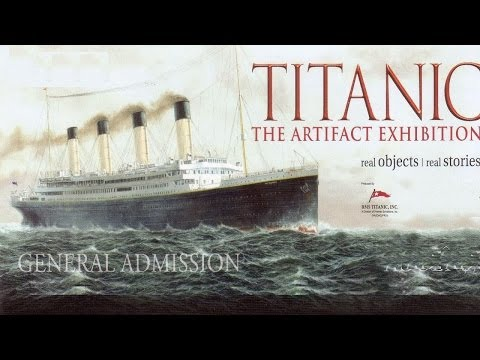 Titanic Traveling Exhibit