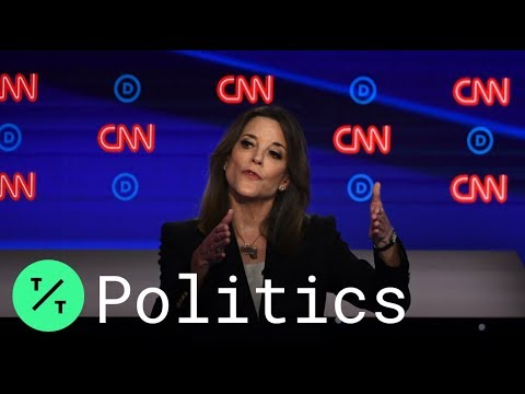 Marianne Williamson Pitches $500 Billion for Reparations for Slavery