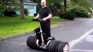 Segway con 6 ruedas!!!!