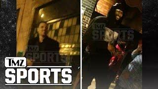 NBA Star Matt Barnes Accused of Choking Woman in NYC Nightclub | TMZ Sports