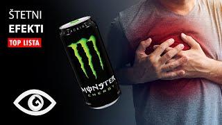 Nekontrolisano konzumiranje energetskih pića nosi mnogo štetnih efekata (VIDEO)